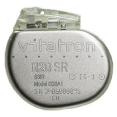 Однокамерний кардіостимулятор Vitatron G20 SR