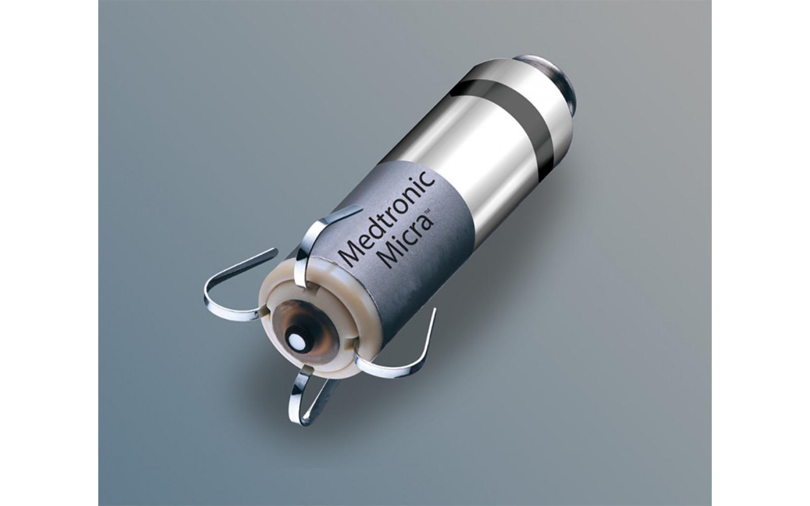 Транскатетерний кардіостимулятор Micra